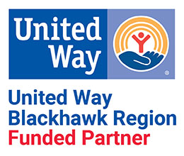 United Way Blackhawk Region Funded Partner