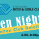 Teen Night | E.J. Dalton - Beloit